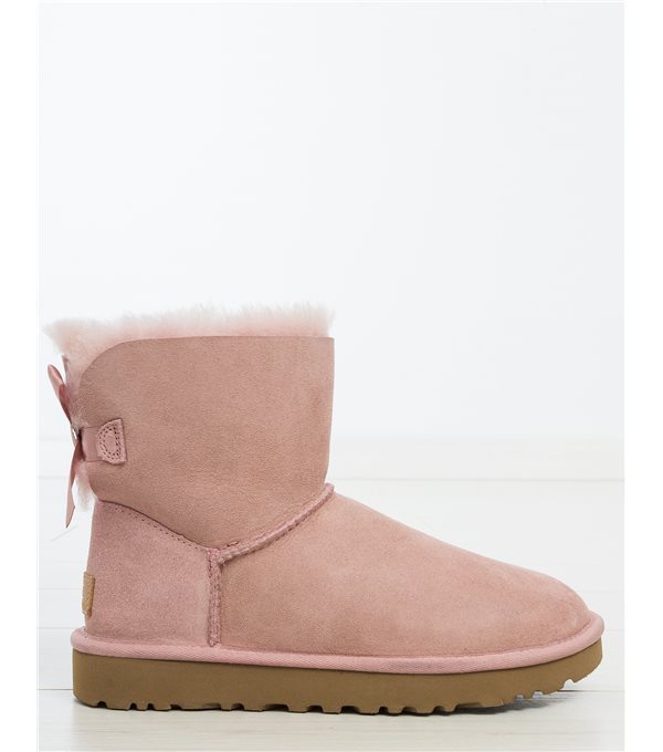 Mini Bailey Bow boots - black
