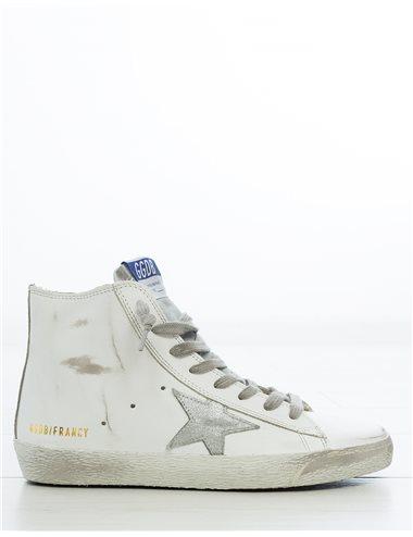 Francy sneaker - silver star