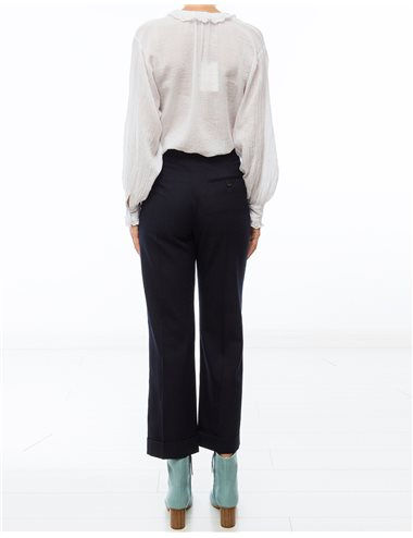 BENTON-Pantalón ancho