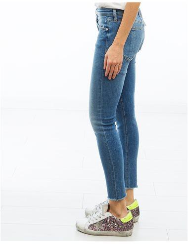 Tejano Cate Mid Skinny
