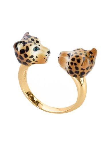 Anillo leopardos
