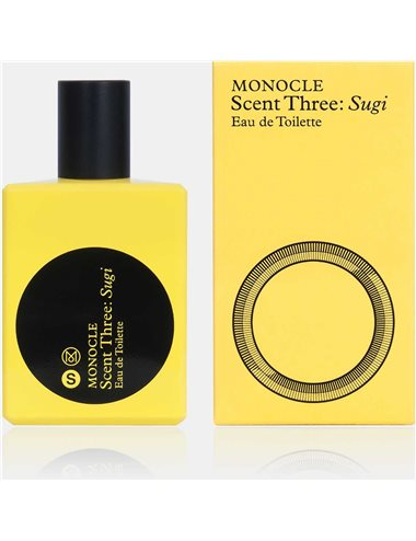 Monocle Scent Three Sugi Edp - 50ml