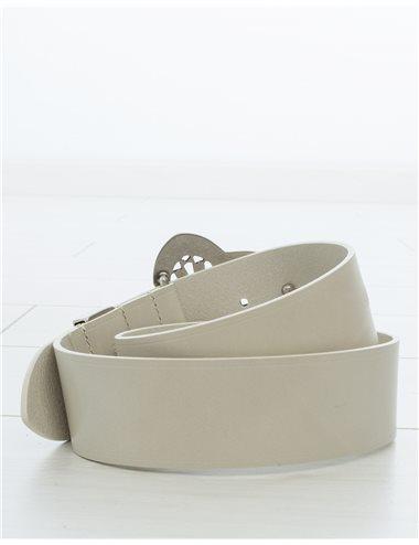 c/ ADARIA - Cinturón pieza trébol - crud
