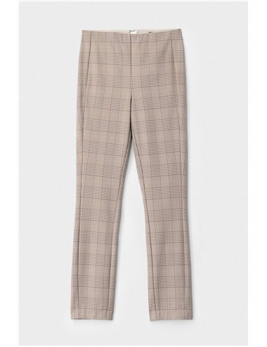 SIMONE checkered pants