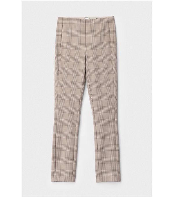 SIMONE checkered pants