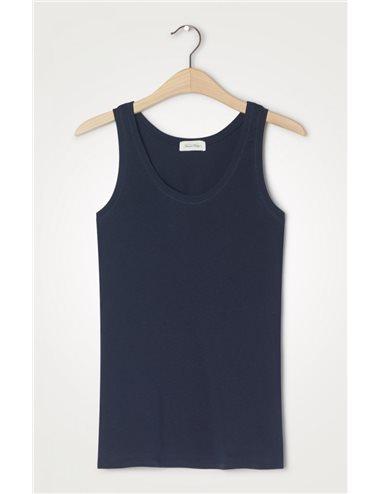 C/T-shirt tirantes algodón orgánico