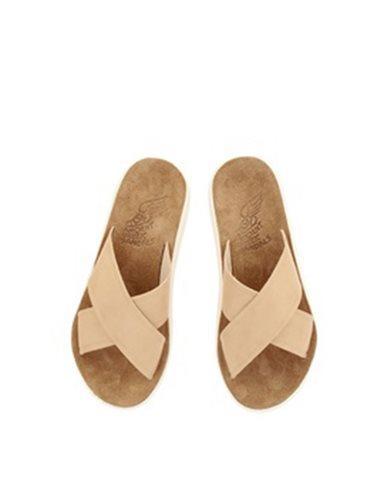 THAIS CONFORT sandals - natural