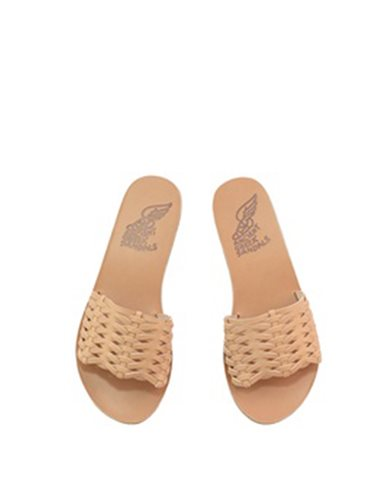 TAYGETE WOVEN sandals - natural
