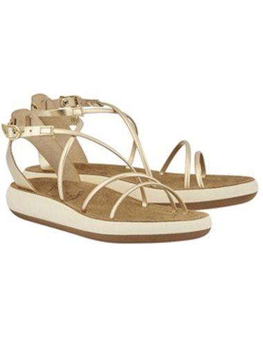 ANASTASIA CONFORT sandals - golden