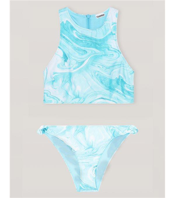 Bikini halter aguas