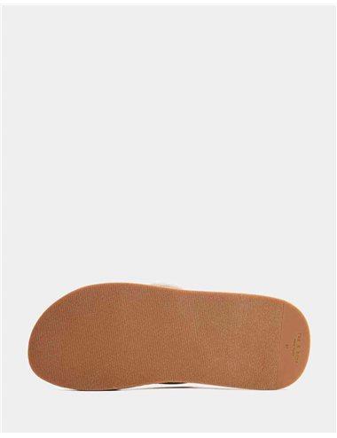 Sandalia palas hebillas