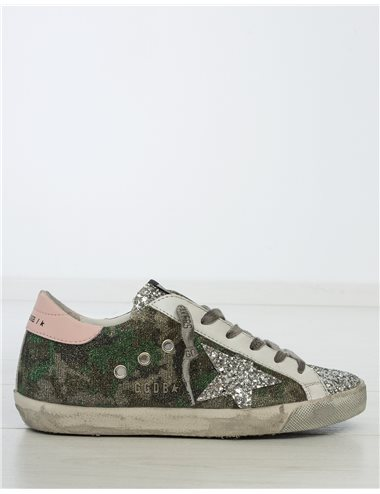 SuperStar sneakers - camouflage