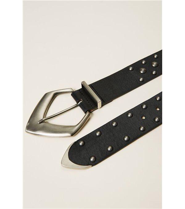 Cinturón tachuelas - negro