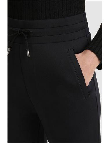 Pantalón con neopreno-negro