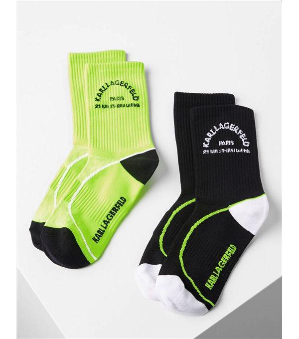 Fluorine socks